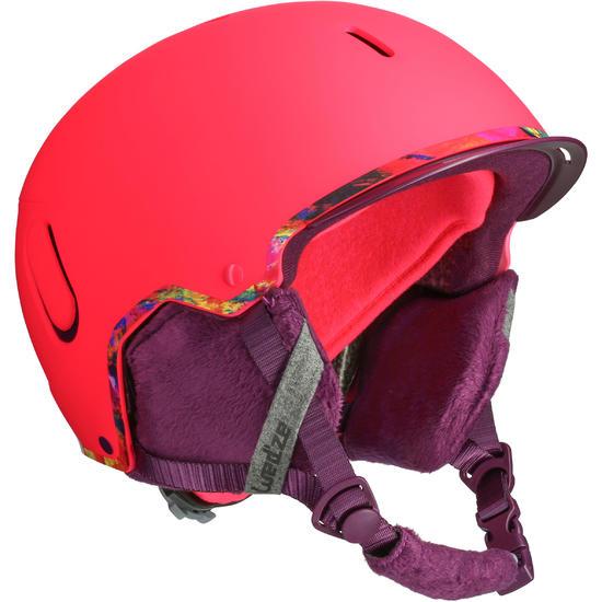 Ski- en snowboardhelm Feel 400 voor volwassenen - 1034217