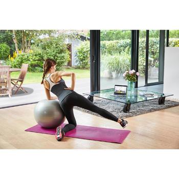 Legging réduction cellulite fitness cardio femme noir Shape Booster Domyos - 1034232