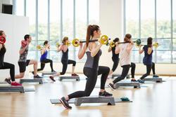 Fitnesskuitbroek Shape Booster met cellulite vermindering voor dames zwart - 1034233