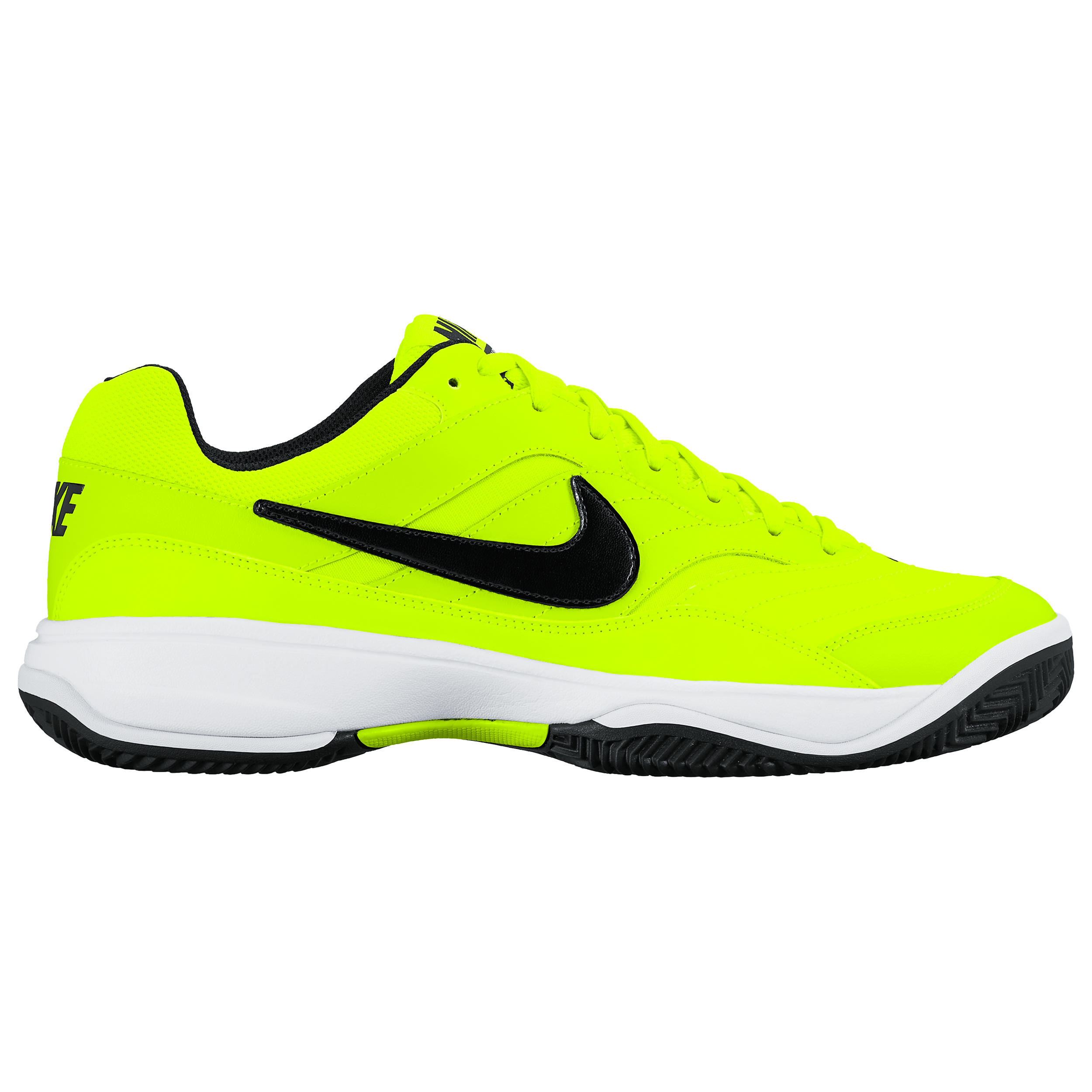 Nike Tennisschoenen voor heren Court Lite gravel geel
