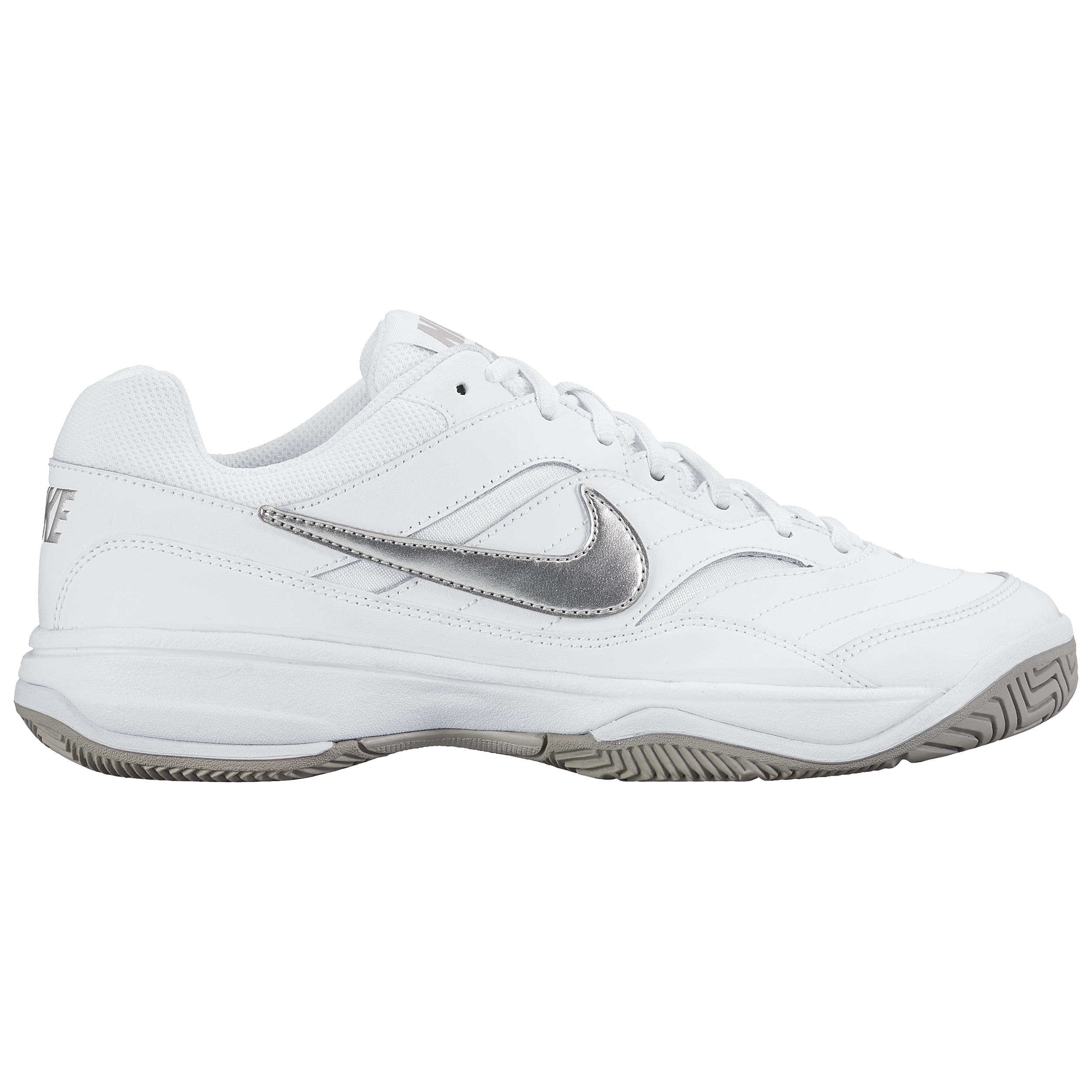 Nike Tennisschoenen voor dames Court Lite wit/grijs