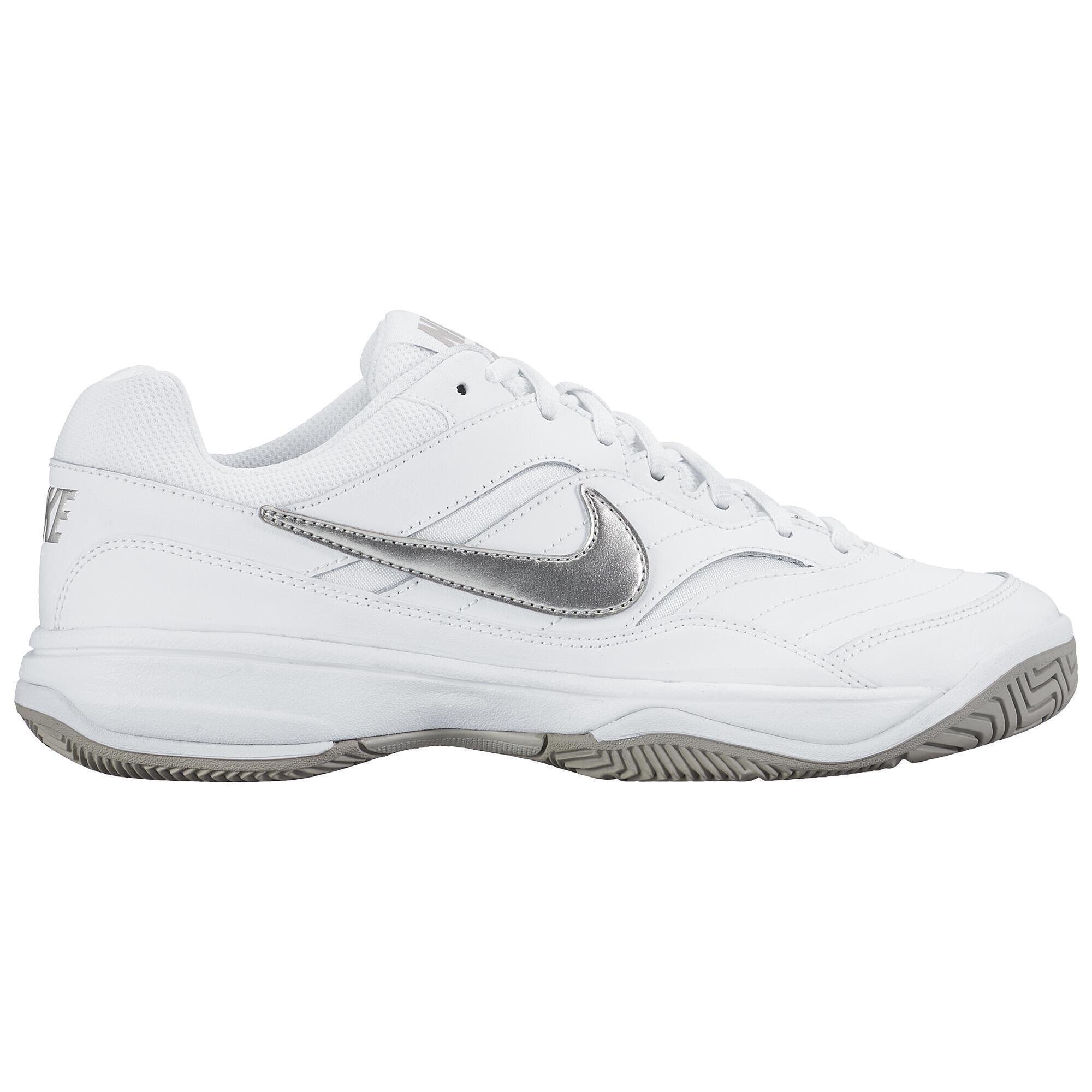 Nike Tennisschoenen dames Court Lite wit
