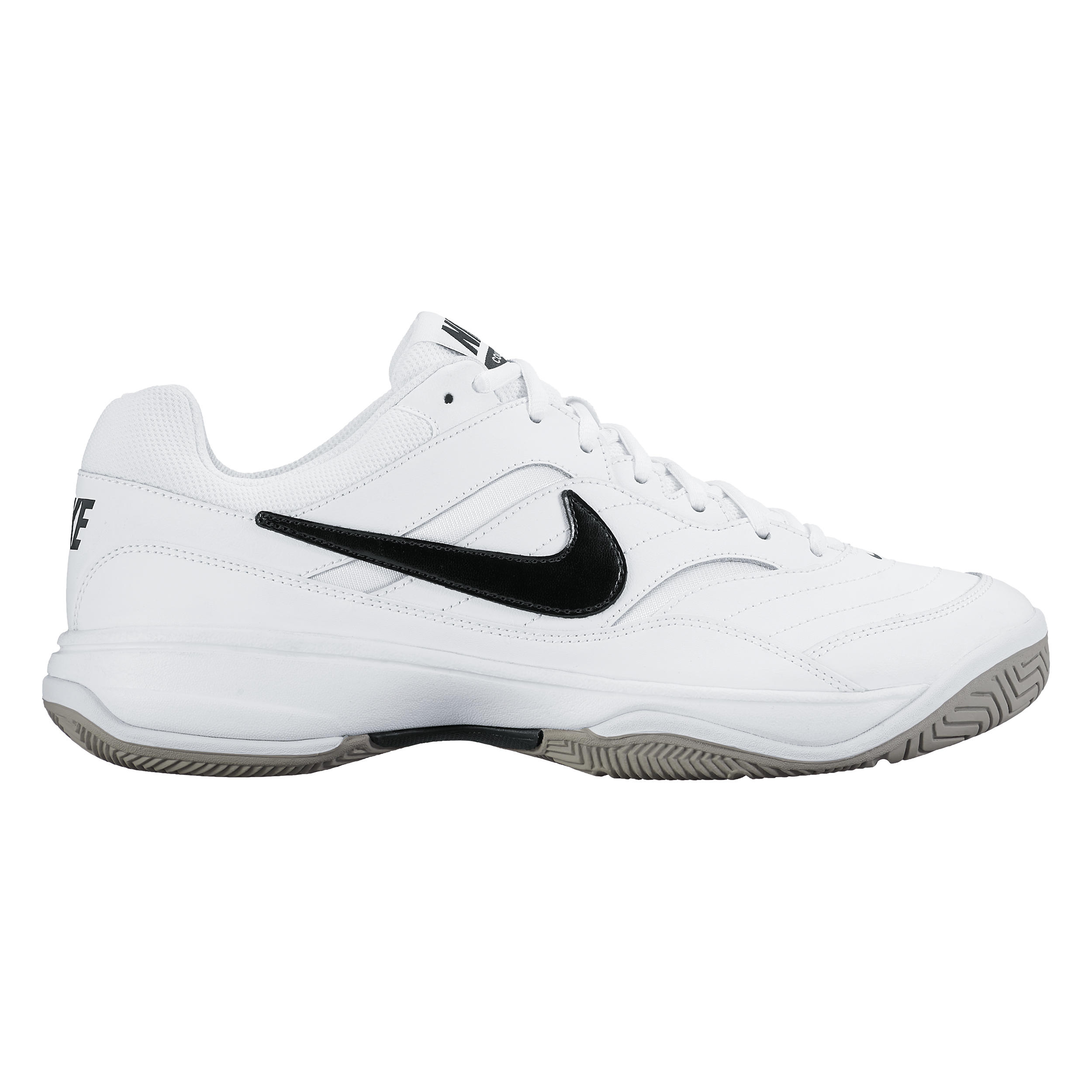 Nike Heren tennisschoenen Court Lite wit