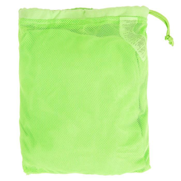 Peignoir microfibre natation enfant avec capuche, poches et ceinture - 1034311