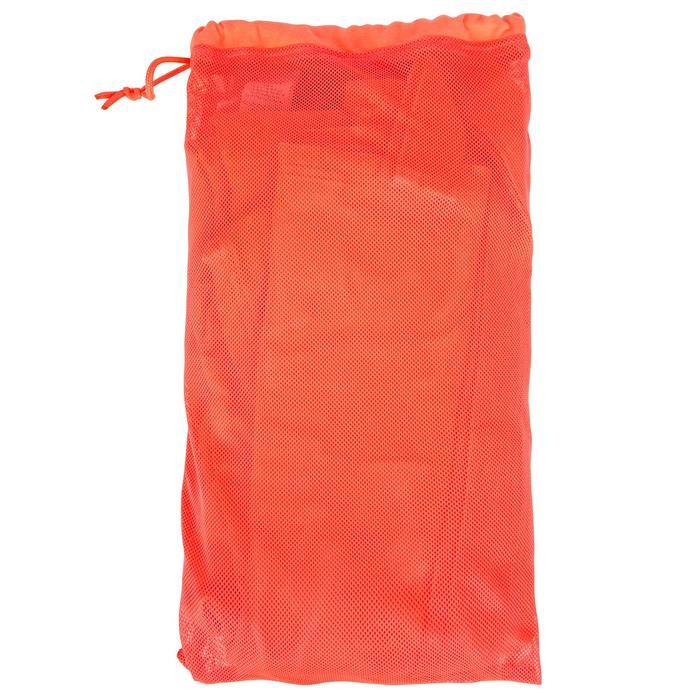Bademantel Mikrofaser Damen orange