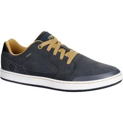 Chaussures basses de skateboard adulte CRUSH LOW V2 noire