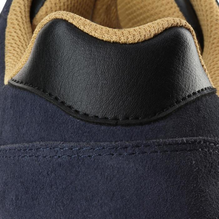 Sneaker Crush Low V2 Skaterschuhe Erwachsene blau/gold