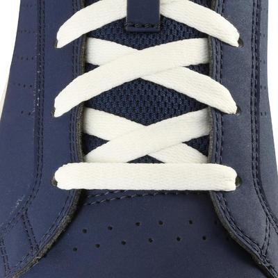 נעלי סקייטבורד לילדים דגם Crush Beginner II - כחול צי