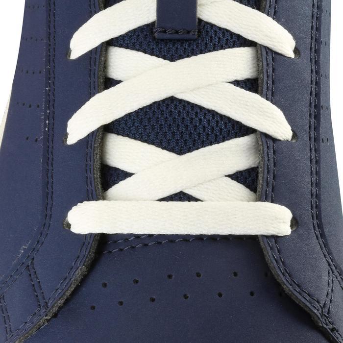 Chaussure de skate enfant CRUSH BEGINNER noire verte - 1034688