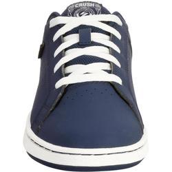 Skateschoenen voor kinderen Crush 100 marineblauw