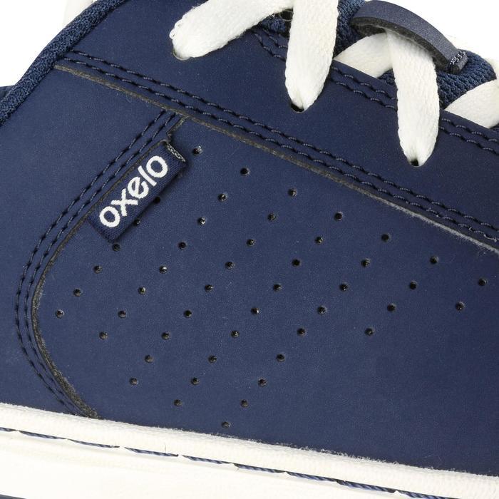 Chaussure de skate enfant CRUSH BEGINNER noire verte - 1034692