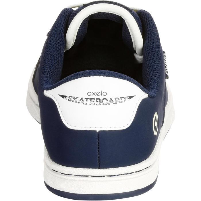 Chaussure de skate enfant CRUSH BEGINNER noire verte - 1034699