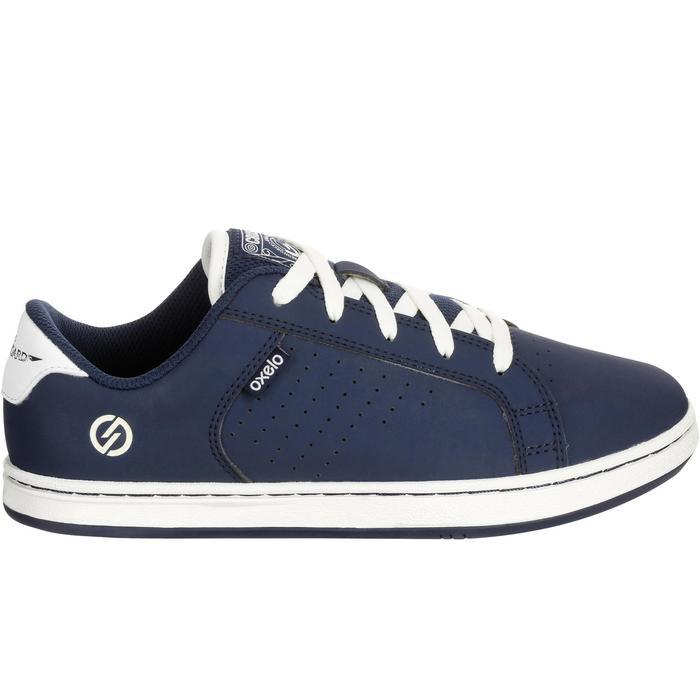 Chaussure de skate enfant CRUSH BEGINNER II bleu marine