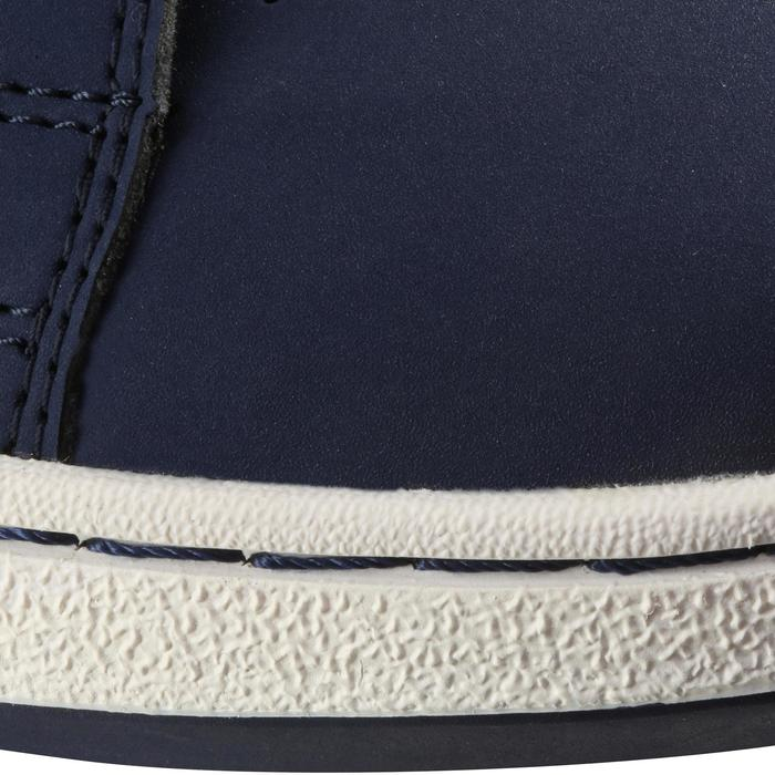 Chaussure de skate enfant CRUSH BEGINNER noire verte - 1034713