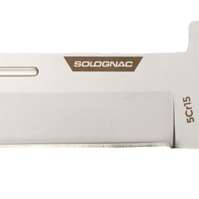 Dague Sika 200 Grip Noir - 1034778