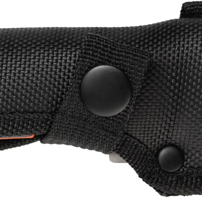 Couteau Fixe Sika 130 Grip noir - 1034785