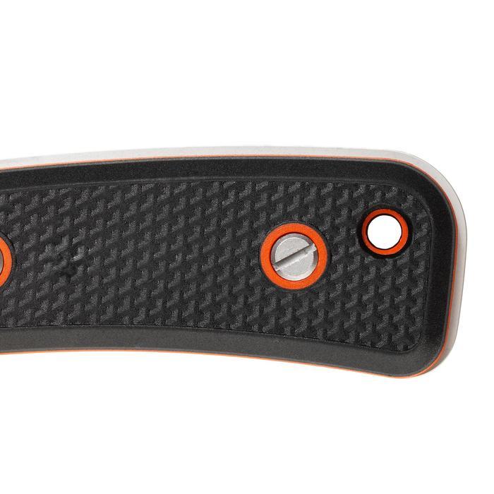 Couteau Fixe Sika 130 Grip noir - 1034787