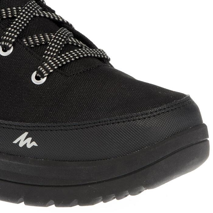 Chaussures de randonnée neige homme SH100 warm high noires. - 1034863