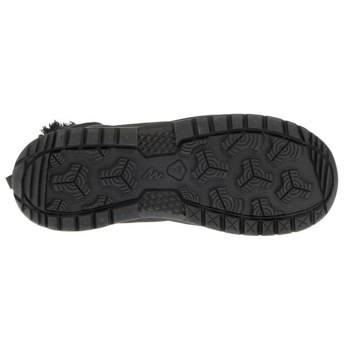 Chaussures de randonnée neige homme SH100 warm high noires. - 1034896
