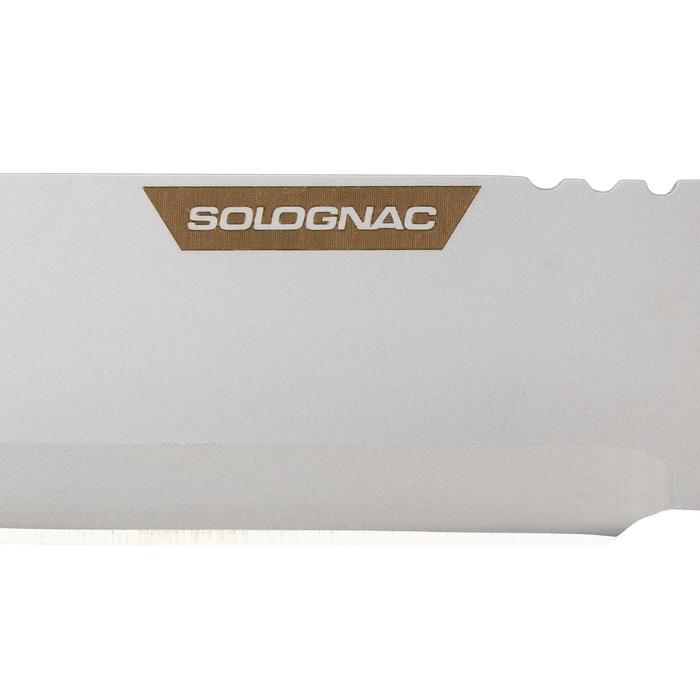 Couteau Fixe Sika 90 Grip noir - 1034920