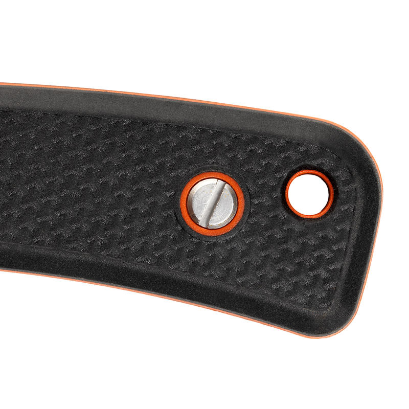Sika 90 Grip Fixed Knife Black