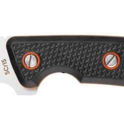 Couteau Fixe Sika 90 Grip noir