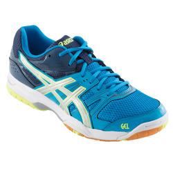 Badmintonschoenen / squashschoenen heren Gel Rocket 7 blauw