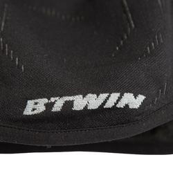 Unterhelm-Mütze 500 Seamless schwarz