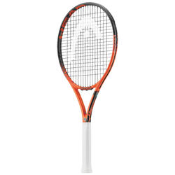Tennisracket Challenge Elite R oranje/zwart