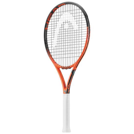 Tennisracket Challenge Elite R oranje/zwart - 1034979