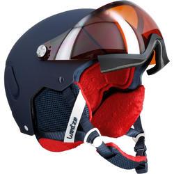 Ski- en snowboardhelm voor volwassenen Feel 450 blauw