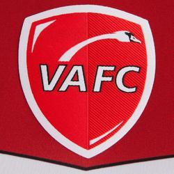 Maillot football Réplica VAFC enfant domicile 2016 2017 Rouge blanc