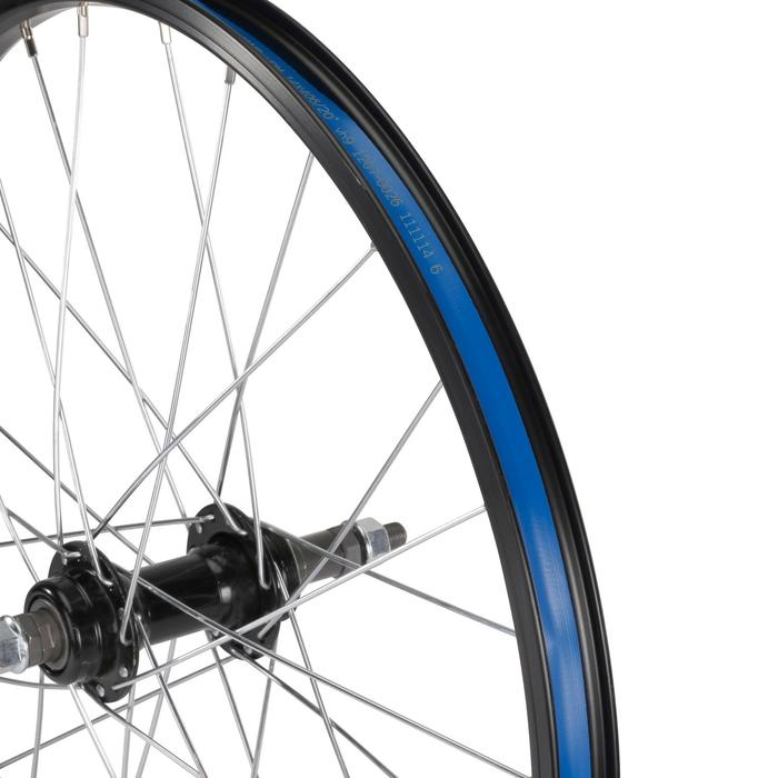 Freewheel voor achterwiel van 20 inch-kinderfiets zwart