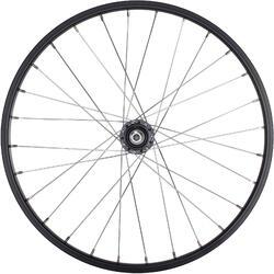 Roda traseira bicicleta de criança, 20 polegadas, roda livre preto