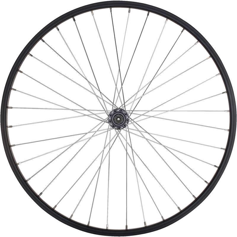 RUOTE BICI BAMBINO Ciclismo, Bici - Ruota anteriore bambino 24 BTWIN - PEZZI DI RICAMBIO BICI BAMBINO