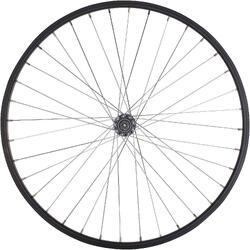 """Roue vélo enfant 24"""" avant simple paroi à attache rapide"""