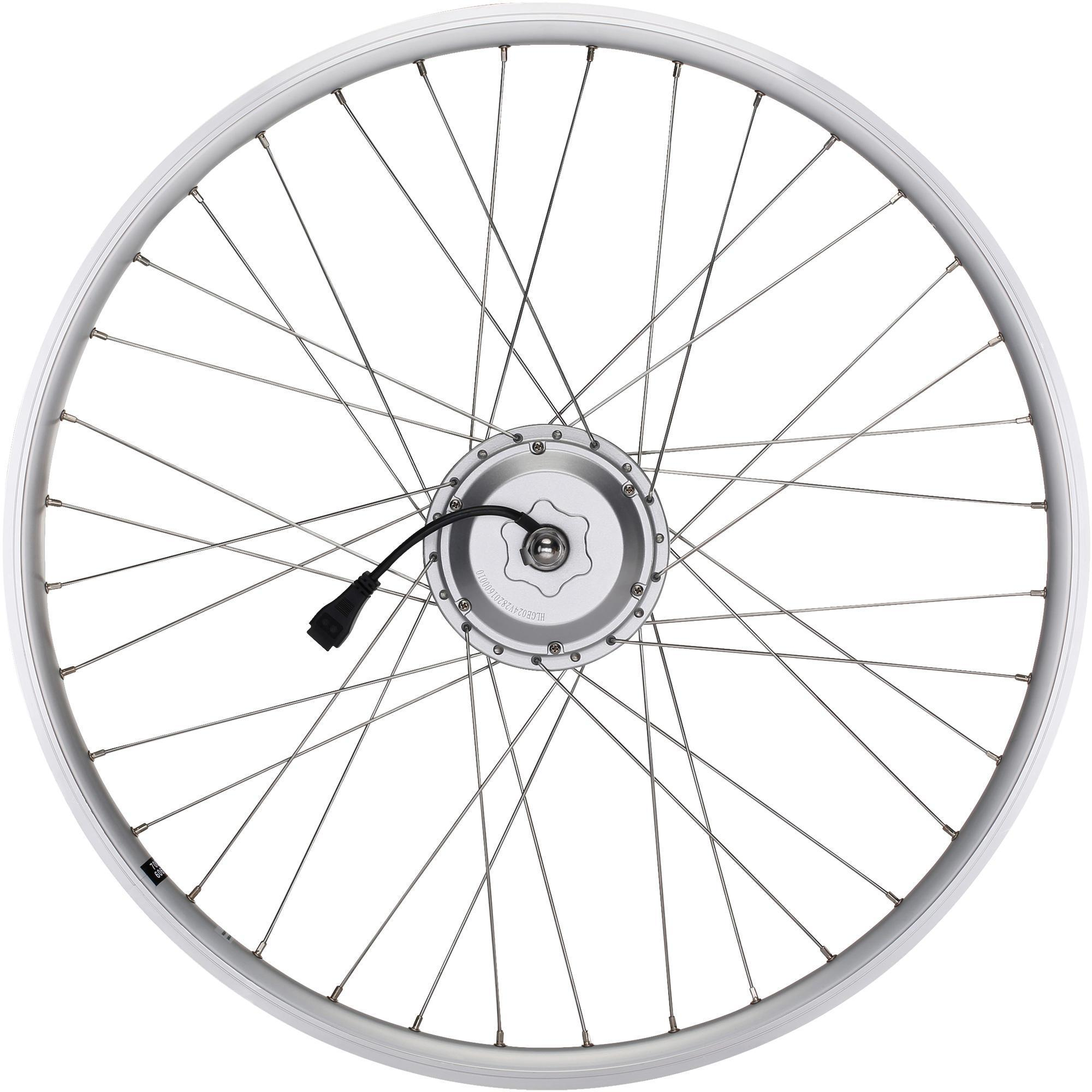 B'twin Achterwiel voor elektrische fiets 28 inch B'Ebike 7