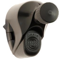 Dynamo met clip voor fietswiel zwart - 1035600