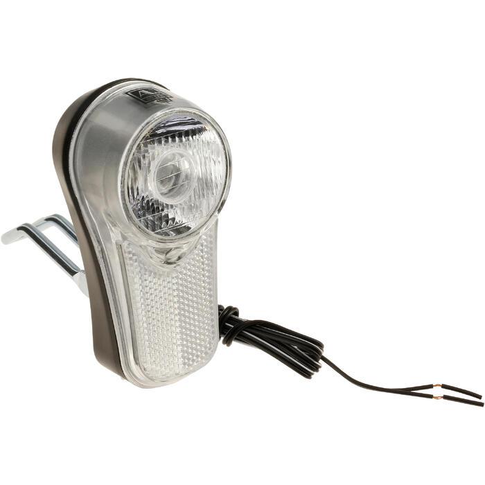 ECLAIRAGE VELO AVANT A DYNAMO LED - 1035611