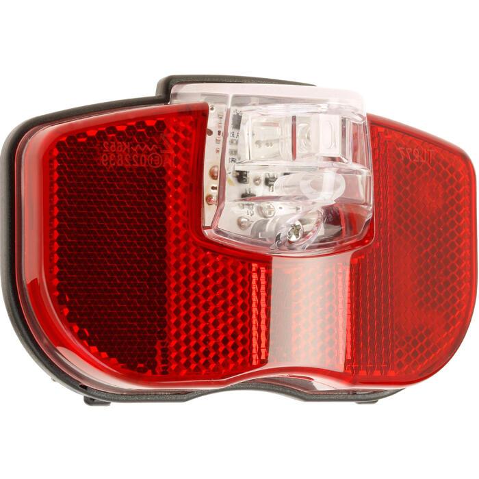 ECLAIRAGE ARRIERE VELO POUR DYNAMO  AVEC LED - 1035618