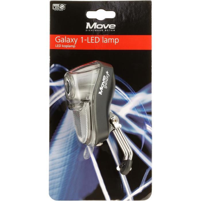 Voorverlichting op batterij led