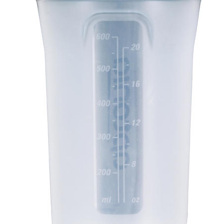 First Shaker Transparan 700 ml