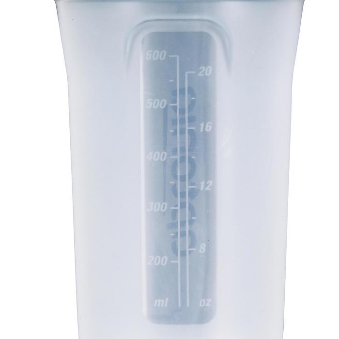Shaker First 700ml transparent