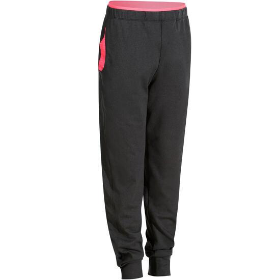 Warme gym broek Energy voor meisjes, slim fit - 1035873