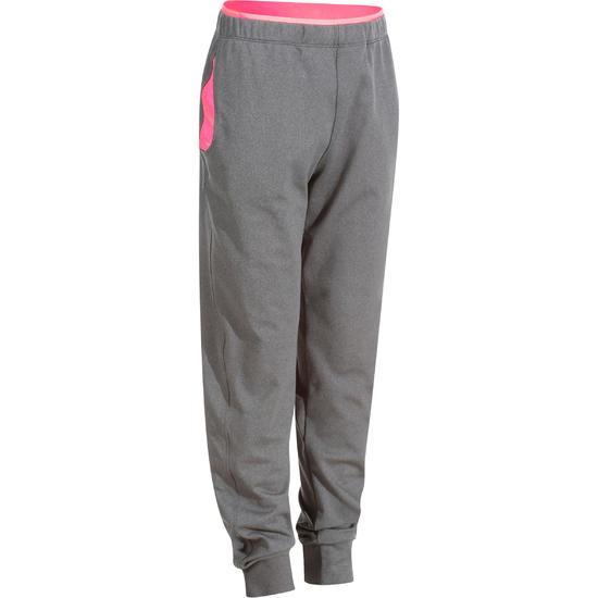 Warme gym broek Energy voor meisjes, slim fit - 1035880