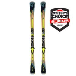 Allmountain ski's heren Xlander 700 geel