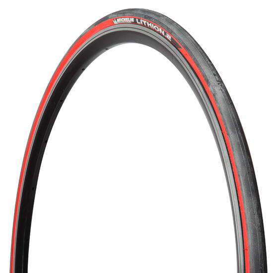Raceband Lithion 2 rood 700x23 vouwband ETRTO 23-622 - 1036056