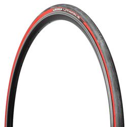 Raceband Lithion 2 rood 700x23 vouwband ETRTO 23-622