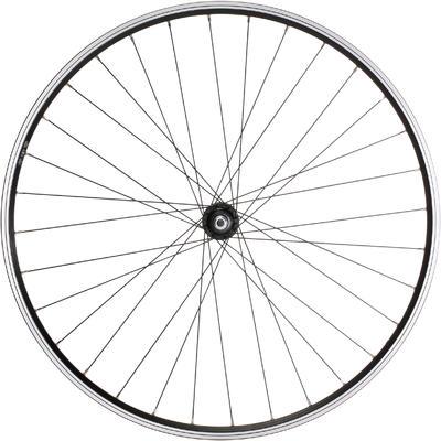 גלגל שטח 28_QUOTE_ Bolt on עם דופן כפולה - שחור