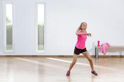 T-shirt korte mouwen gym Energy meisjes - 1036426
